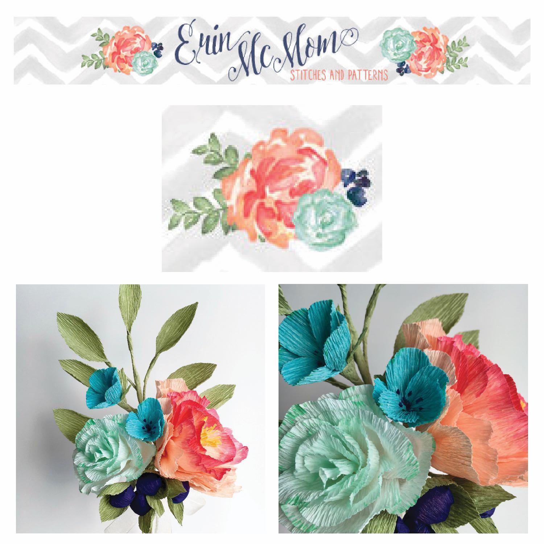 Custom orders little paper flowers copyright 2015 2018 little paper flowers mightylinksfo